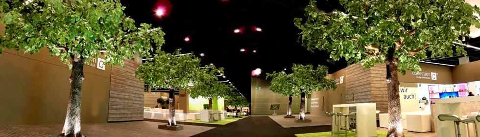 10 Kunstbaum Modellbau Bäume Eisenbahnen Waldlandschafts Landschaftszubehör